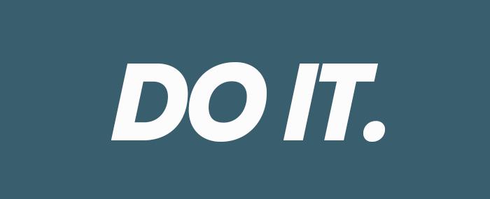 DO IT. texspo