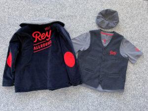 Rey Allround AG Firmenbekleidung texspo