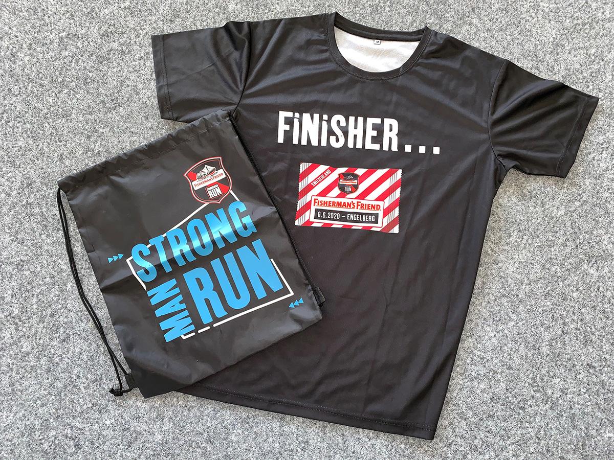 Strongman Run Finisher Giveaways texspo