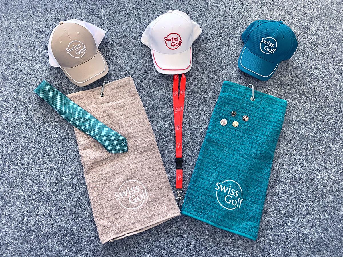 Swiss Golf Giveaways texspo